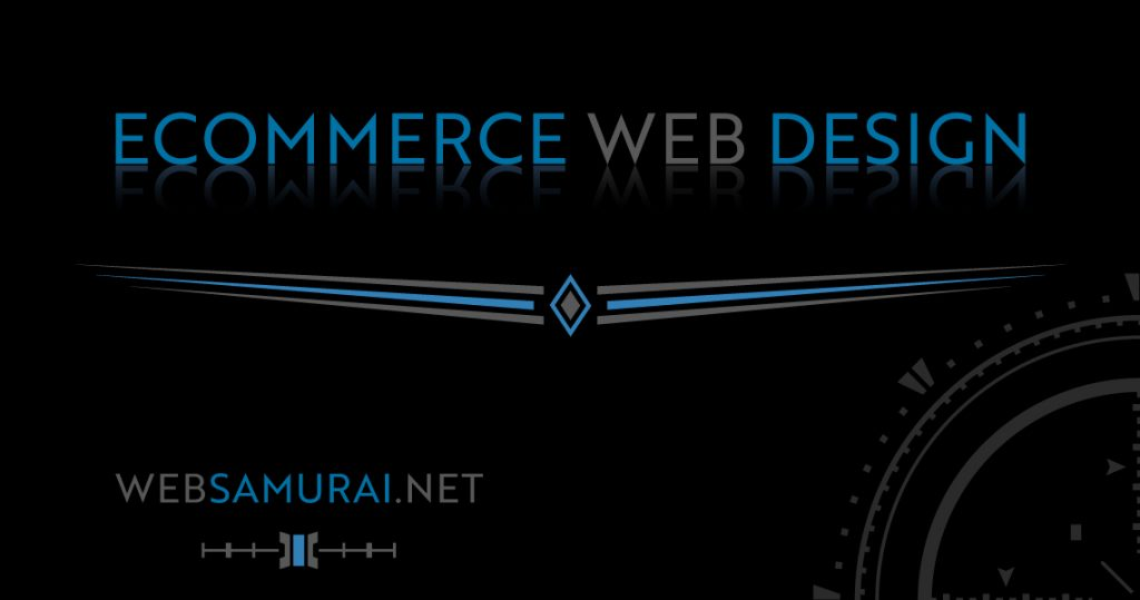 Ecommerce Web Design by Web Samurai