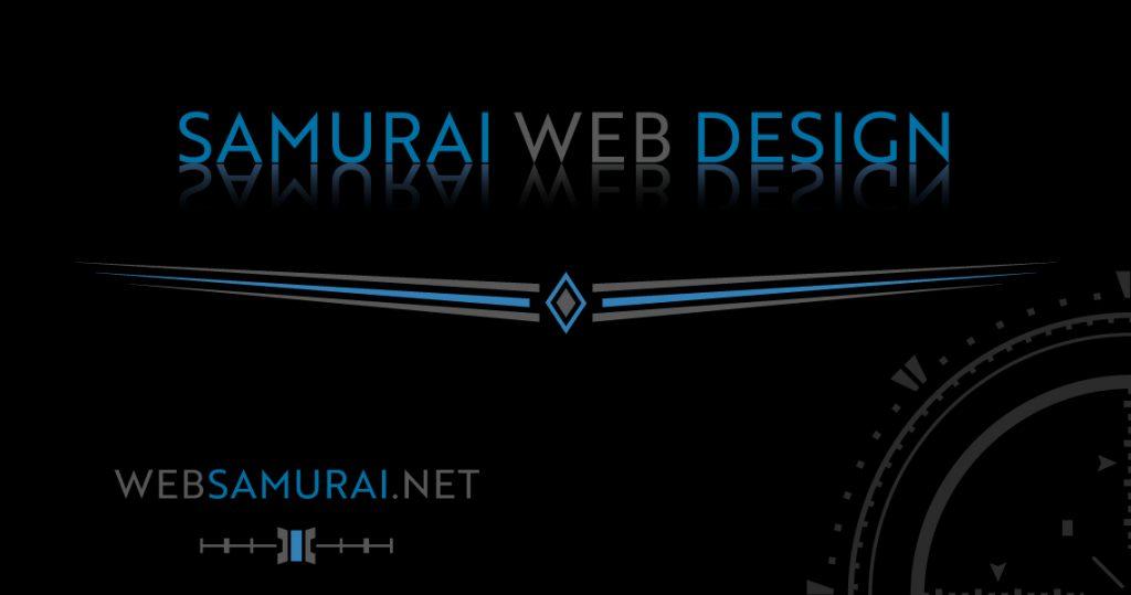 Samurai Web Design